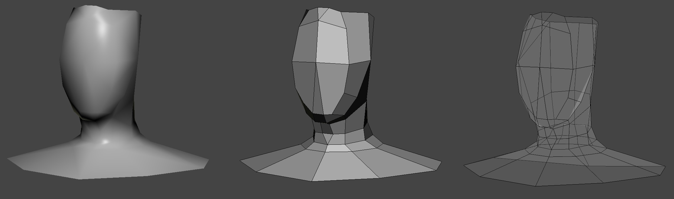 I made a head  What about the face? | ClassDev